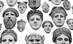 Greek performance masks