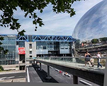 Cite des Sciences